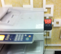 夏普(Sharp)MX-355N A3刷卡vwin德赢在线登陆 双面配 四纸盒(复印/网打/网扫)